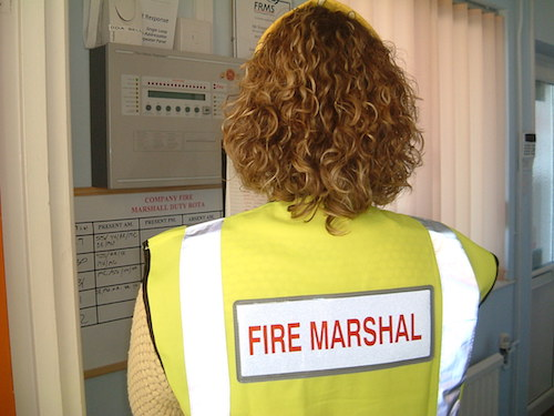 NVQ Fire Marshal